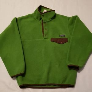 Patagonia Sweater pullover Size Men's XS Green
